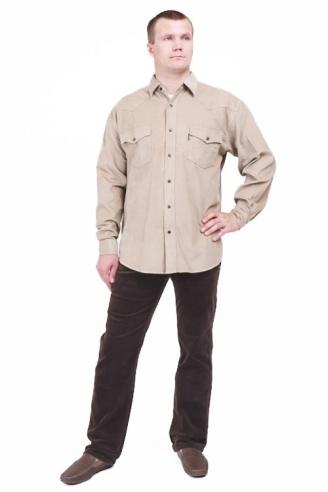 Джинсы и рубашка Монтана Beg+D.Brown