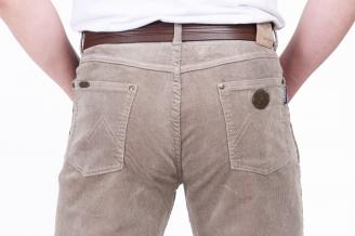джинсы монтана вельвет светло-бежевые Montana джинсы классические 842 Beige