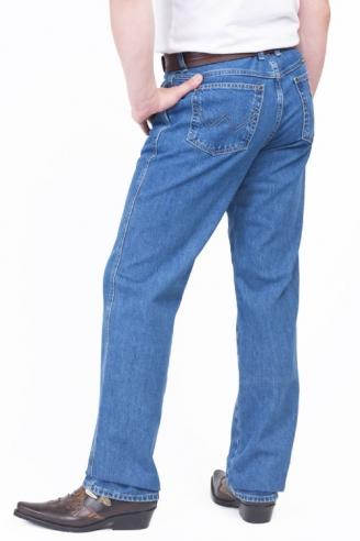 мужские джинсы wrangler Wrangler джинсы классические 4770