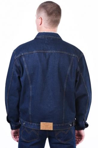 куртка монтана 10040 tintwash Montana джинсовые куртки 4948 Med.Stone+Tint