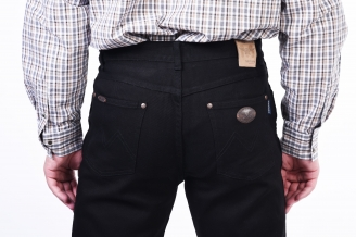 джинсы montana стрейчевые черные Montana джинсы классические 5017 Black
