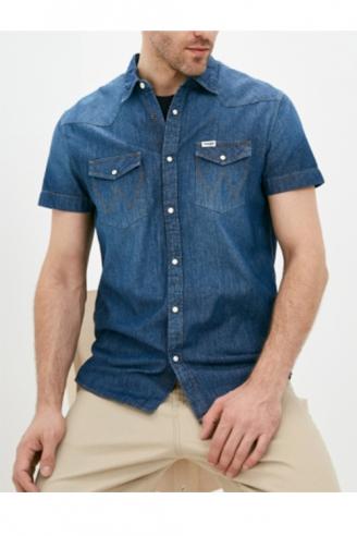 Рубашка мужская Wrangler(Вранглер) W5J05K30P