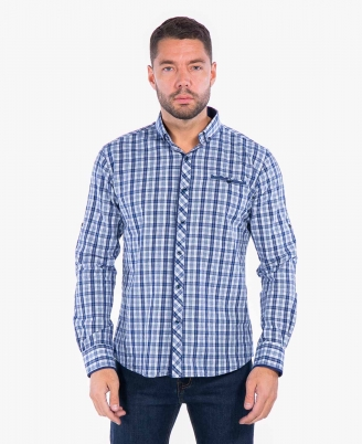 Рубашка мужская BNU U04