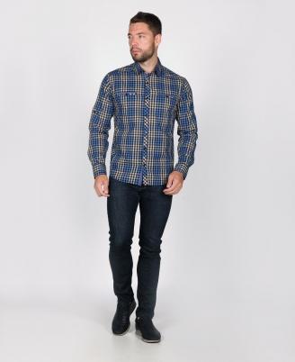 Рубашка мужская ERD A404C