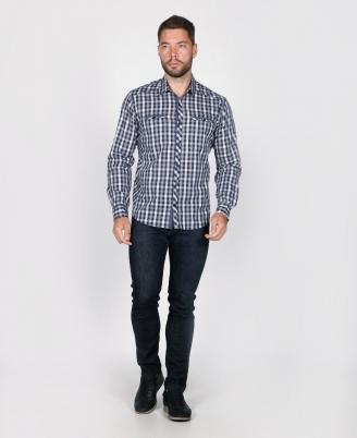 Рубашка мужская ERD A433C