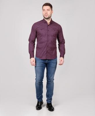 Рубашка мужская ERD A57C