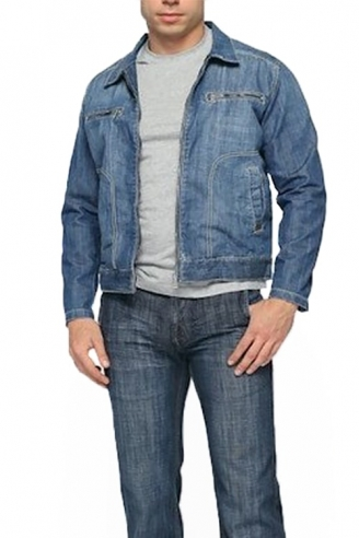 куртка мужская montana 12051 Montana джинсовые куртки 12051