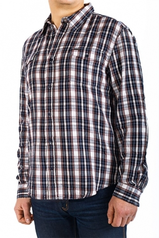 Мужская рубашка MONTANA фланель