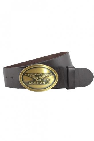 Ремень MONTANA 31023 кожаный