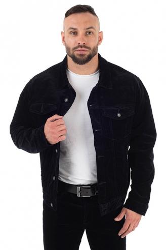 Вельветовая куртка MONTANA 12045NAV