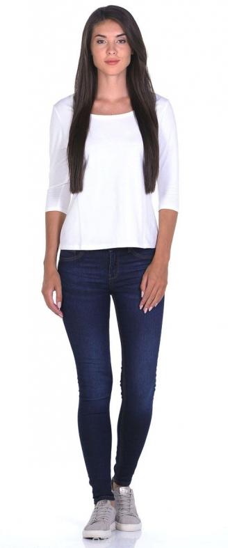montana женская футболка с длинным рукавом Montana майки и футболки 21684_White