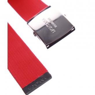 Ремень текстильный Montana 31022 red